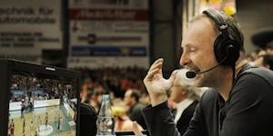 Buschmann wird auch in Zukunft bei spox.com die NBA kommentieren. // Foto: www.sportsfreude.com