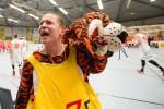 Kein Grund zum Heulen: Sachsen-Anhalts Topteams hatten mit Niederlagen zu kämpfen. // Foto: Hartmut Bösener