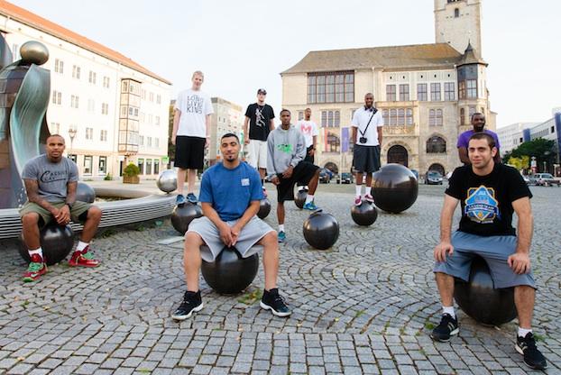 Das SMAA Team 2013. // Foto: Hartmut Bösener